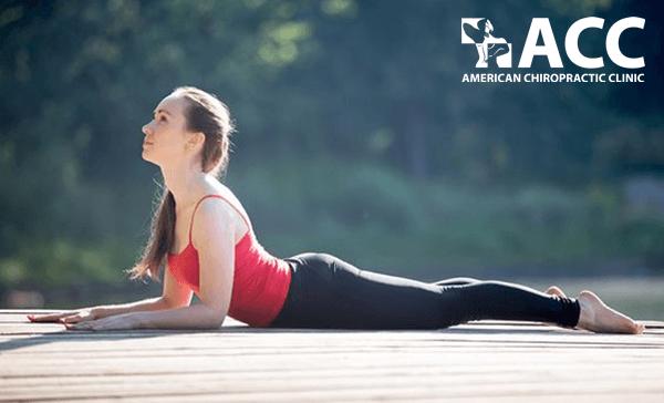 bài tập chữa đau lưng tư thế nhân sư