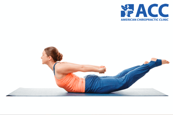 bài tập nghiêng vùng chậu cho người đau lưng