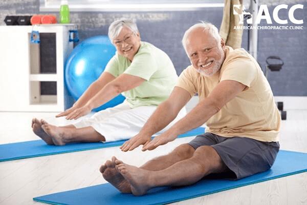 bài tập cho người lớn tuổi