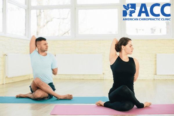 bài tập yoga giúp giảm đau vai gáy
