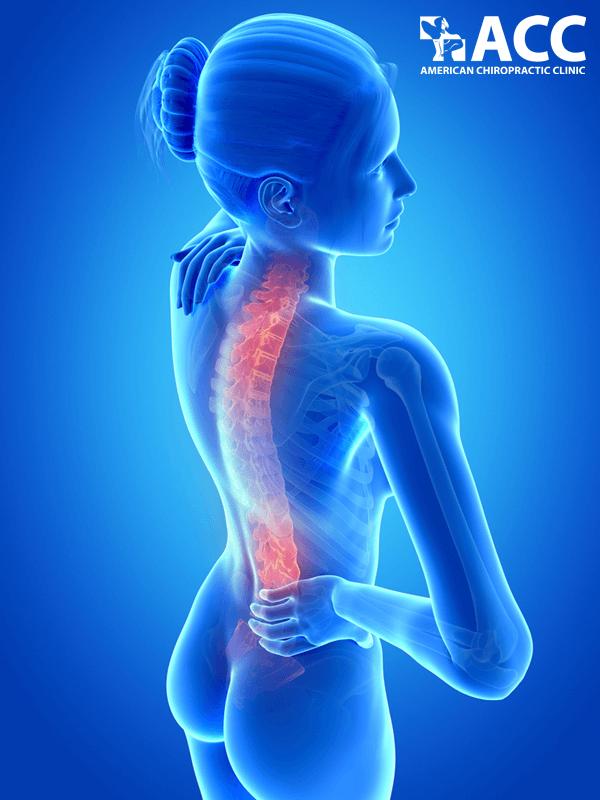Người bệnh gai cột sống thường xuyên gặp những cơn đau cột sống