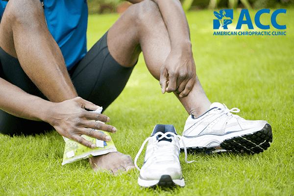 chữa chấn thương khi chạy bộ