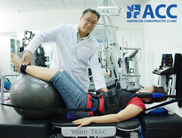 điều trị thoái hóa cột sống lưng L4-L5 tại ACC