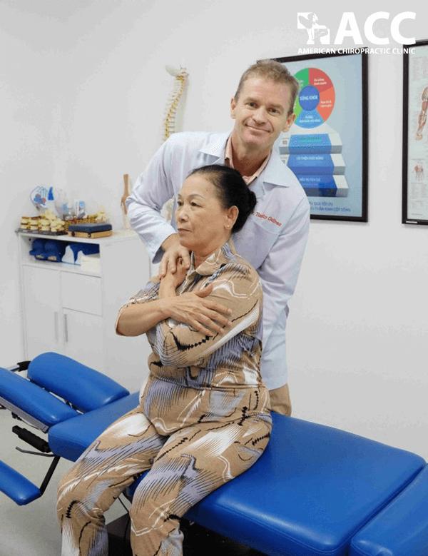 điều trị thần kinh cột sống