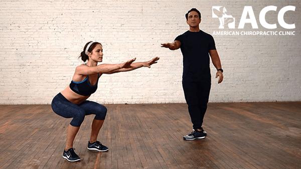 Điều chỉnh lại chương trình tập luyện là điều cần thiết giúp tránh đau đầu gối khi squat