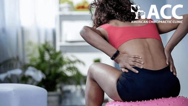 đau lưng do cường độ hoạt động mạnh