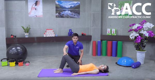 Bài tập Yoga chữa đau lưng