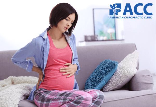 thoát vị đĩa đệm khi mang thai