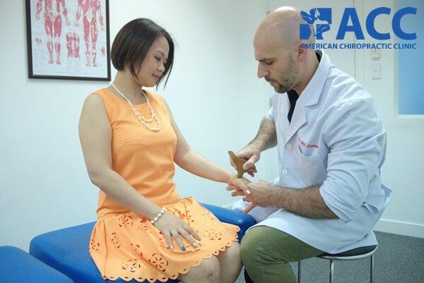 Điều trị hội chứng ống cổ tay tại Phòng khám ACC