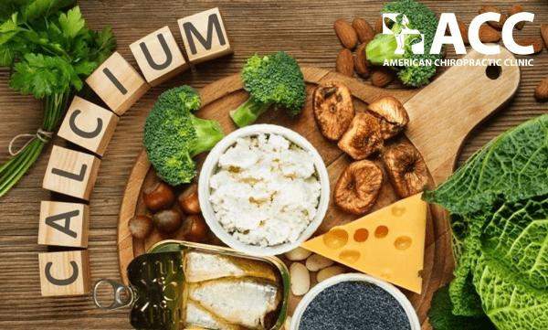 thực phẩm ngừa thoái hóa cột sống
