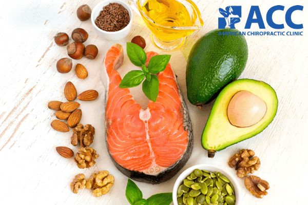 nhóm thực phẩm giàu omega-3 tốt cho bệnh nhân thoát vị đĩa đệm