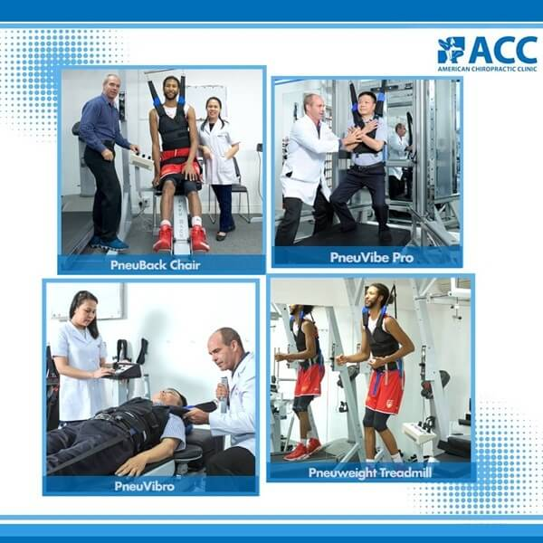 chữa đau lưng tại phòng khám ACC