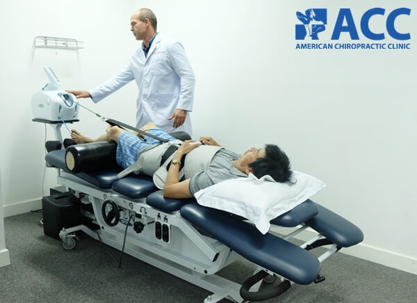 vật lý trị liệu chữa đau lưng