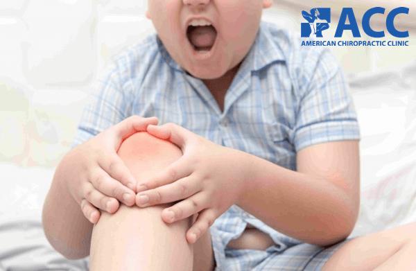 viêm khớp gối ở trẻ em