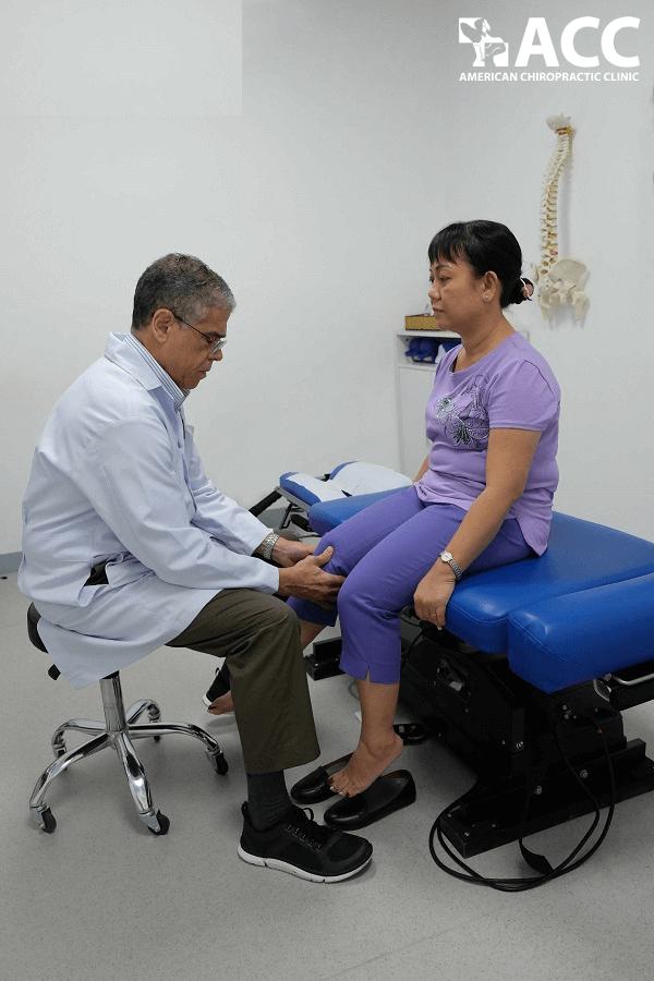 điều trị viêm xương khớp