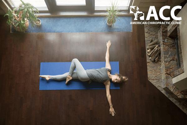 bài tập yoga điều trị thoái hóa cột sống cổ