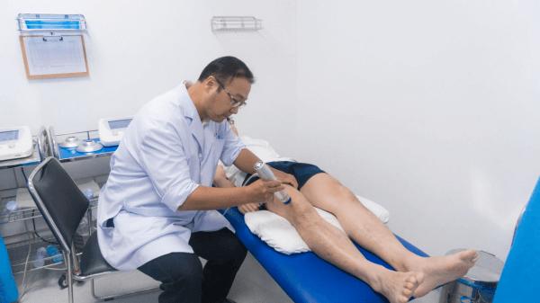 vật lí trị liệu chữa bệnh xương khớp