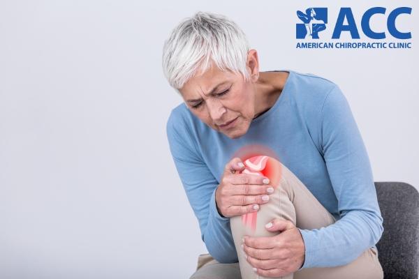 Tràn dịch khớp gối thường xảy ra ở người lớn tuổi
