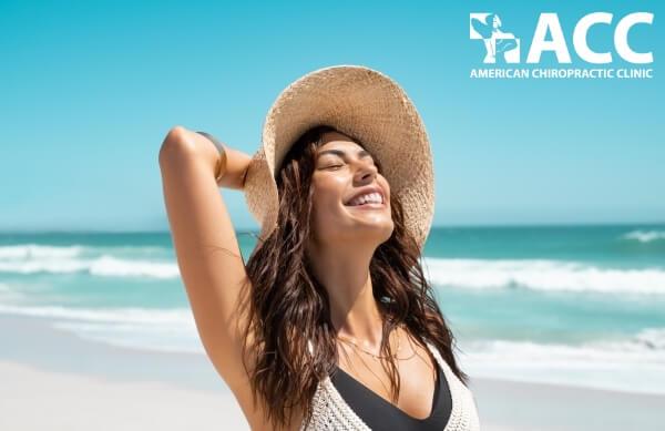 Tắm nắng giúp hấp thụ vitamin D3