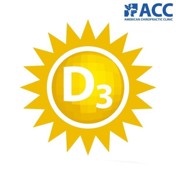 Vitamin D3 là một dạng tự nhiên của vitamin D