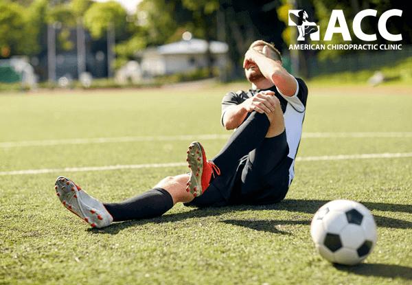 Đứt dây chằng gối có thể xảy ra trong quá trình bạn chơi các môn thể thao