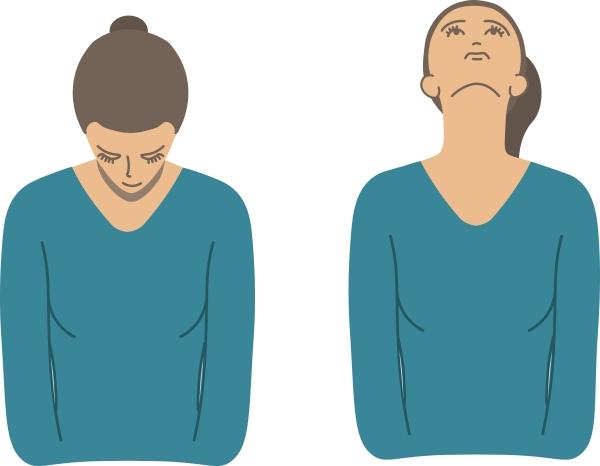 Bài tập ngửa cổ