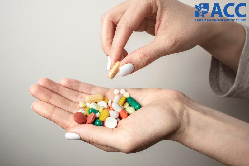 thuốc giảm đau vai chỉ có tác dụng tạm thời