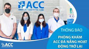 ACC chi nhánh Đà Nẵng mở cửa trở lại
