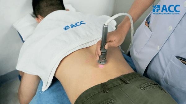 Phương pháp trị liệu bằng tia laser cường độ cao tại ACC