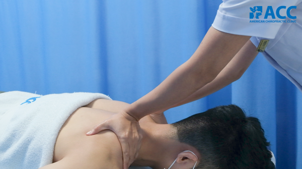 Trị liệu đau mỏi cơ chuyên sâu tại ACC giúp giảm đau mỏi cơ cho bệnh nhân sau nhiễm COVID-19