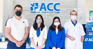 Phòng khám xương khớp ACC Đà Nẵng